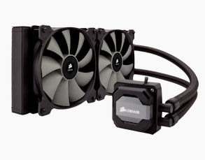 Corsair Hdro Serie Liquid heat-sink