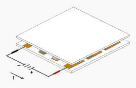 Thermoelectric Module Illustration
